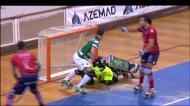 Hóquei: Sporting vence Oliveirense em jogo de muitos golos