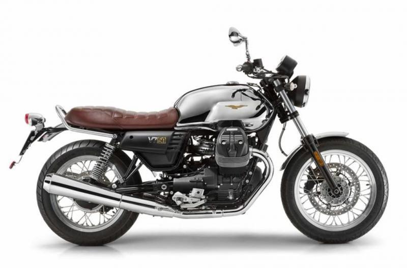 Moto Guzzi V7 III 50