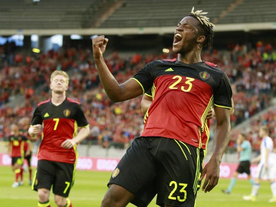 Jornal diz que Anderlecht quer Batshuayi e o jogador reage mal