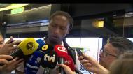 Rúben Semedo disse adeus ao Sporting
