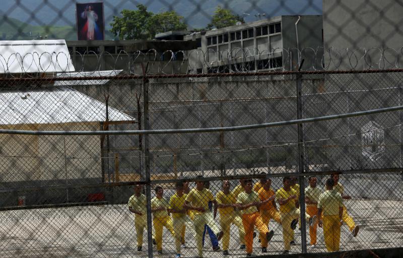 Prisão - Venezuela
