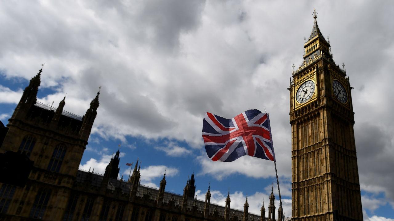 Dia de eleições no Reino Unido