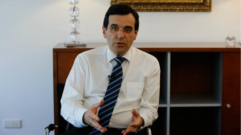 Adalberto Campos Fernandes, ministro da Saúde