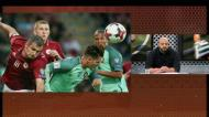 «Jogo fica muito marcado por Cristiano Ronaldo»