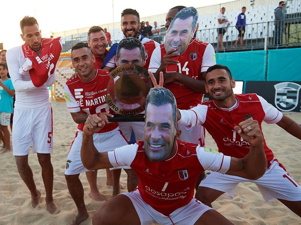 João Marques - Futebol de Praia