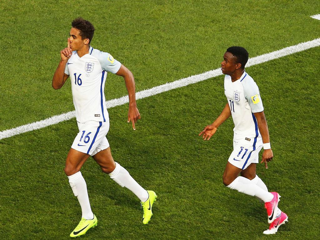 Inglaterra campeão do Mundo ( EPA/KIM HEE-CHUL)