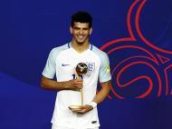 Dominic Solanke eleito melhor jogador do Mundial Sub-20