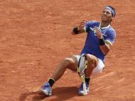 Nadal ganhou décimo troféu de Rolland Garros