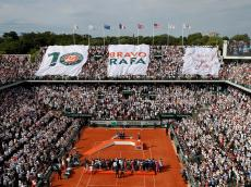 Roland Garros vai ter público nas bancadas