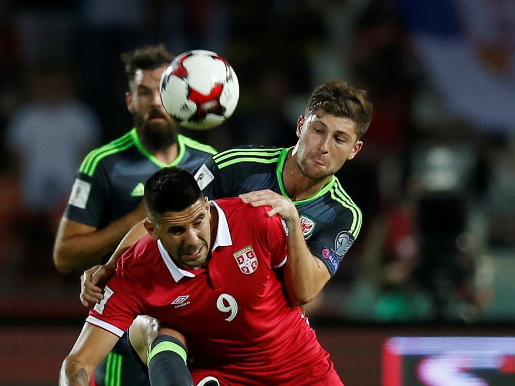 Sérvia-País de Gales (Reuters)