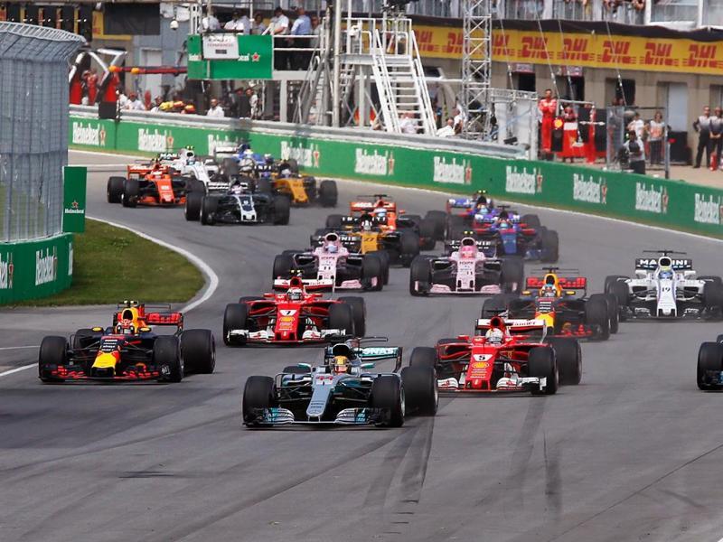 Formula 1 (Lusa)