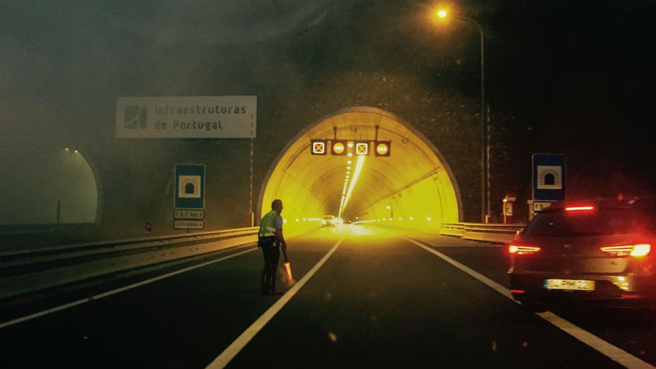 Túnel do Marão