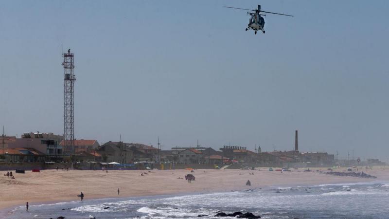 Dois jovens desaparecem no mar em Espinho