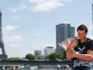 Roland Garros: Nadal festeja a «Décima» em Paris