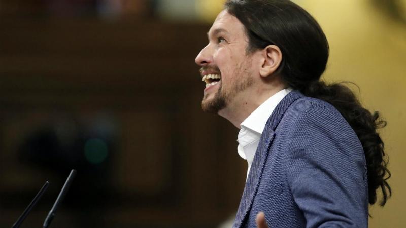 Pablo Iglesias - Podemos