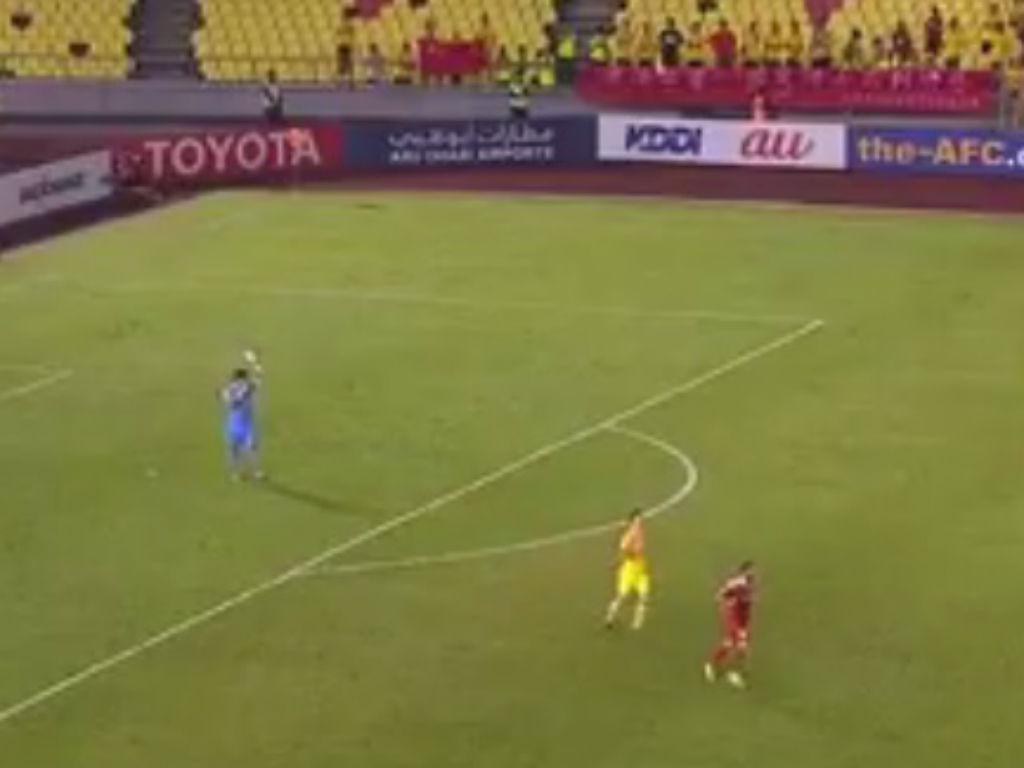 Siria introduz serviço no futebol