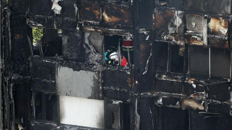 Incêndio em Londres