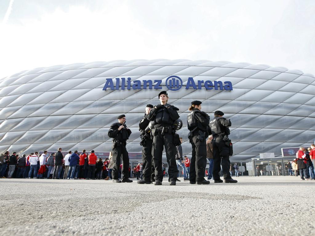Allianz Arena (Reuters)