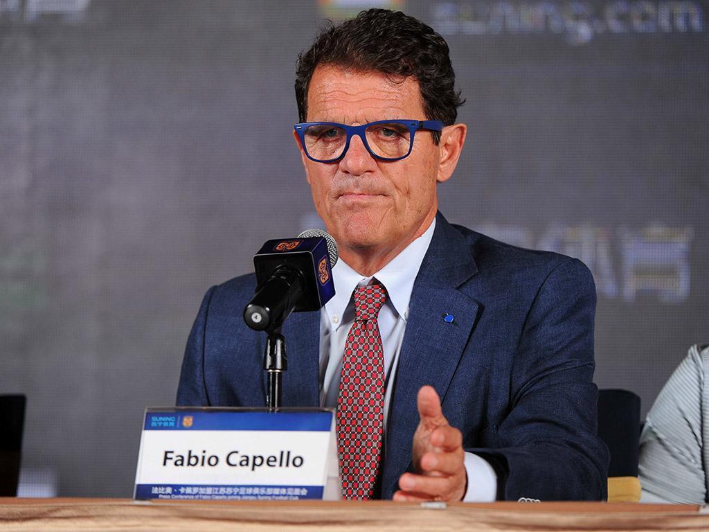 Fabio Capello (Reuters)