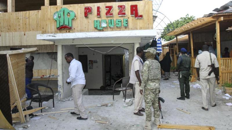 Sequestro na Somália
