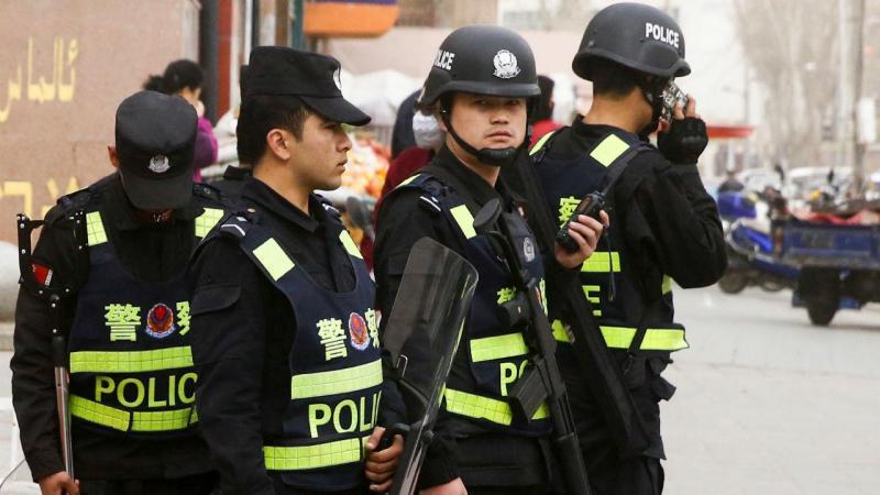 Polícia China