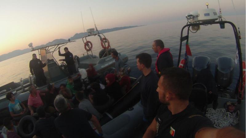 GNR - Salvamento Mar Egeu