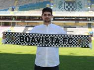 Raphael Rossi (site oficial do Boavista)