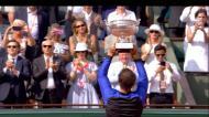 Figura da Semana foi rei em Roland Garros