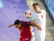 Sub 21 :Portugal-Sérvia (Lusa)