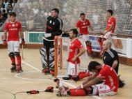 Hóquei Patins: Sporting-Benfica (Lusa)