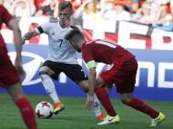 Sub 21: Alemanha-Republica Checa (Lusa)
