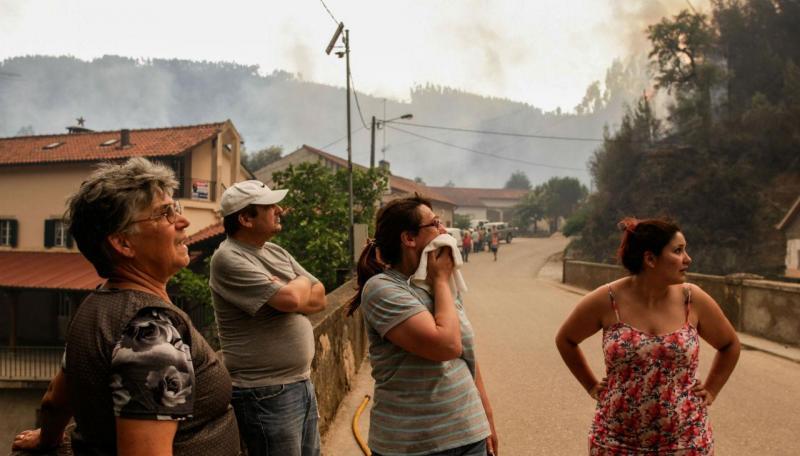 Incêndio em Figueiró dos Vinhos, Leiria