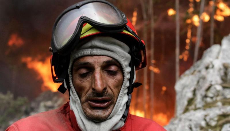 Incêndios em Leiria