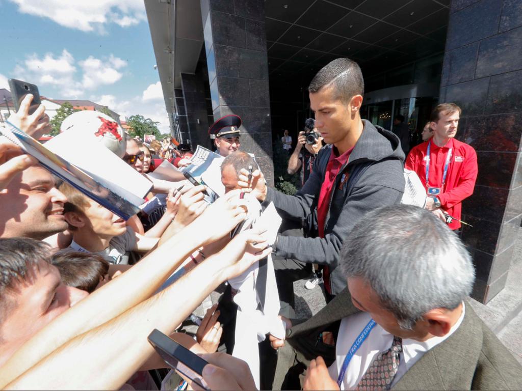 Cristiano Ronaldo - Seleção