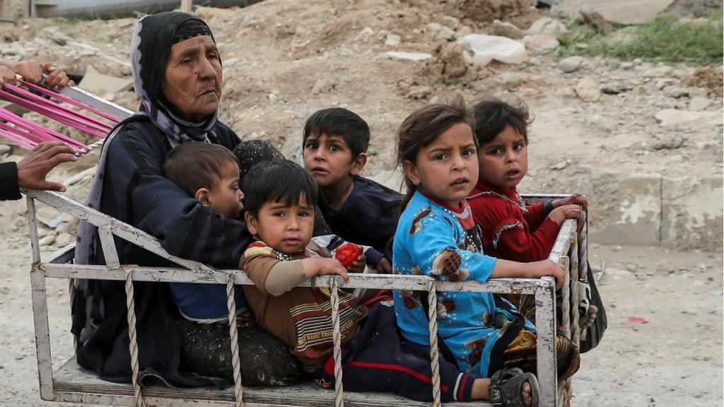O mundo enfrenta hoje, uma das maiores crises humanitárias da história.