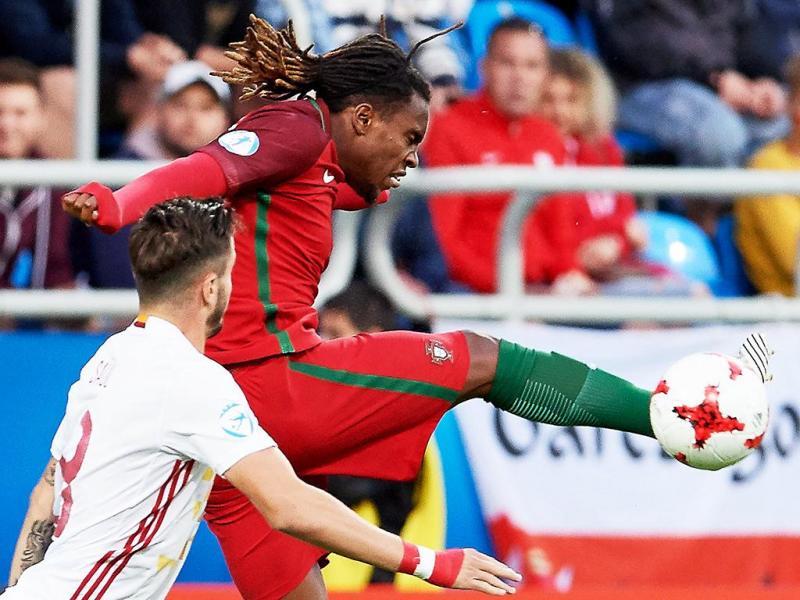Sub-21: Portugal-Espanha (Lusa)