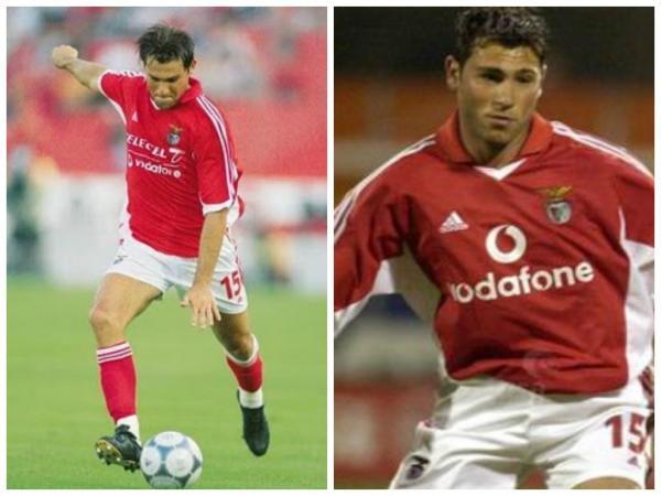Pesaresi: «Eu e o Porfírio éramos os bons malucos do Benfica
