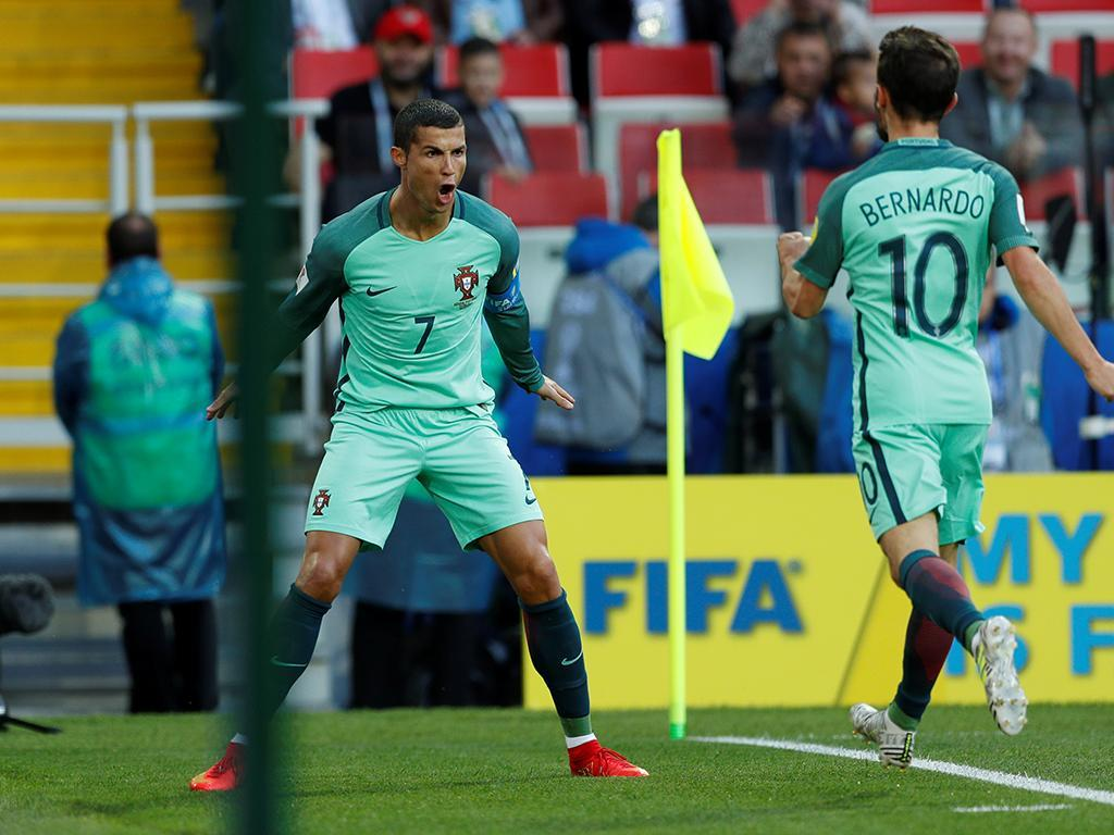 Rússia-Portugal (Reuters)