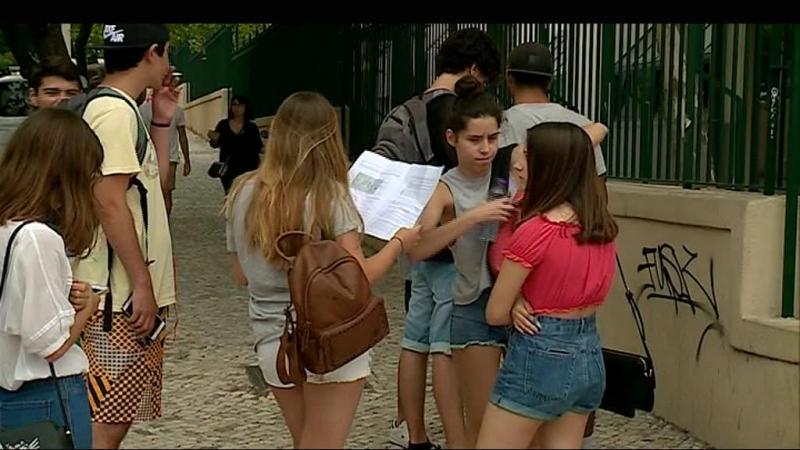 Áudio a circular no WhatsApp revelava o que ia sair no exame de Português