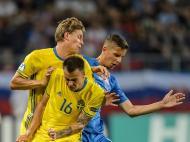 Sub-21: Eslováquia-Suécia (Lusa)