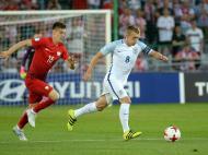 Sub-21: Inglaterra-Polónia  (Lusa)