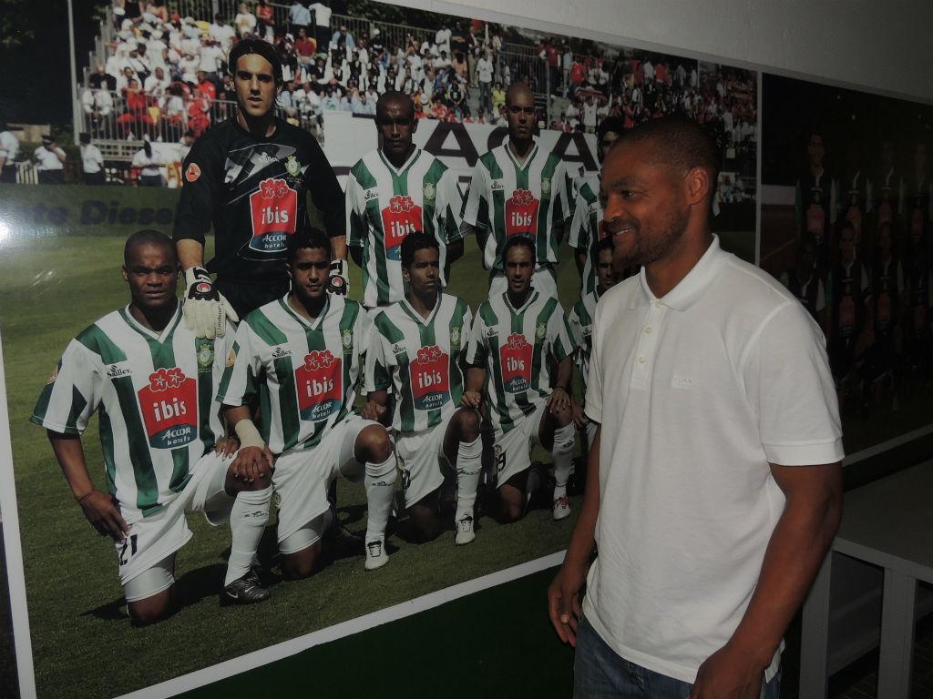 «Foi pena não ter ido para o FC Porto, mas faria tudo igual»