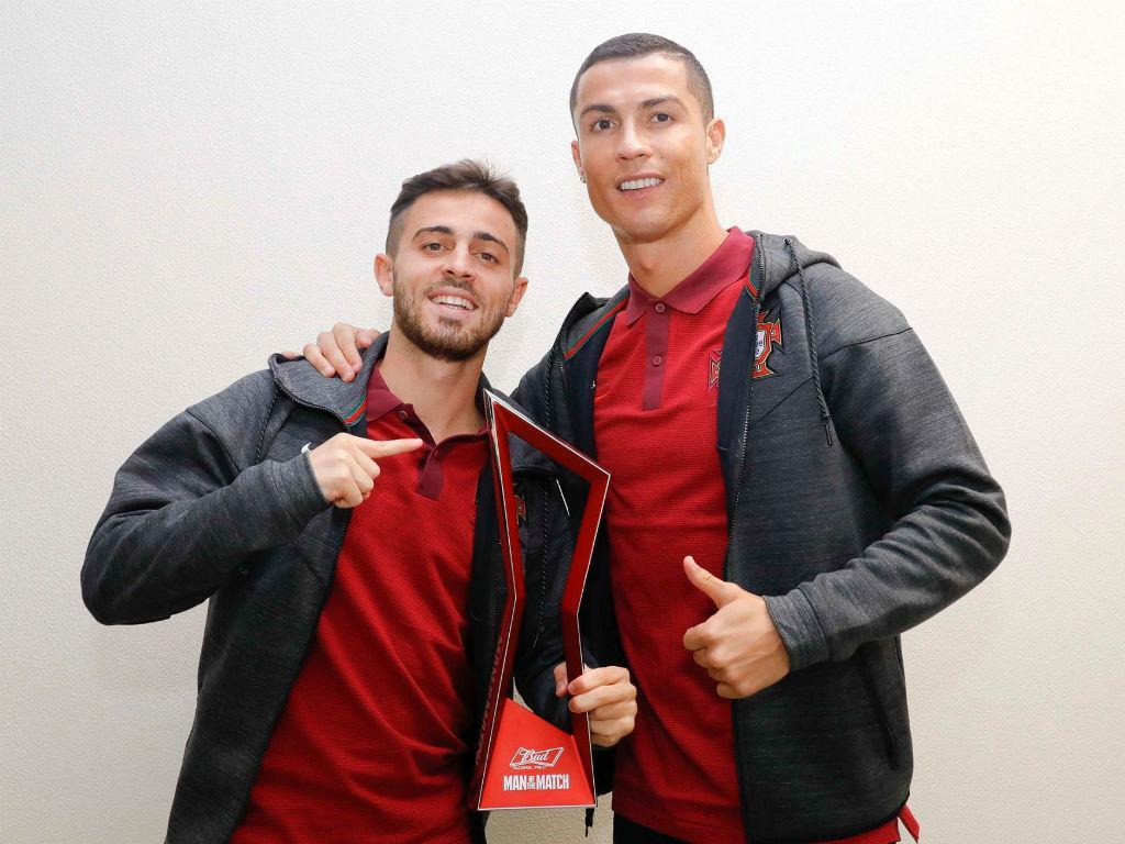 Ronaldo e Bernardo (FPF)