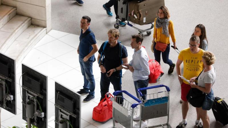 Greve de seguranças no Aeroporto de Lisboa