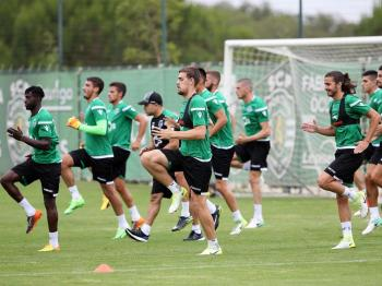 Sporting: o (primeiro) esboço do novo plantel de Jorge Jesus