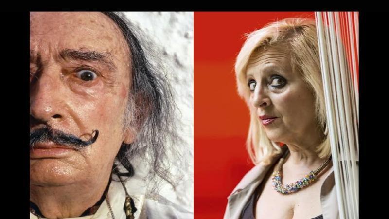 Cartomante espanhola diz ser filha de Salvador Dalí