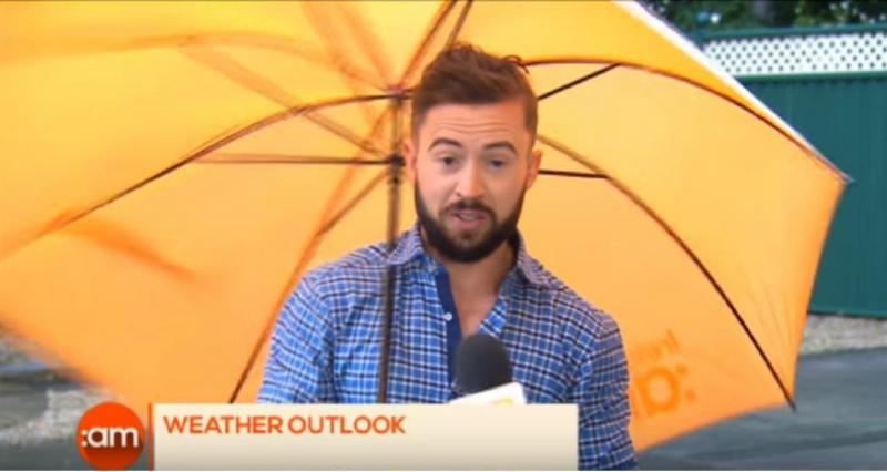 Repórter - Ireland AM TV3 - Irlanda