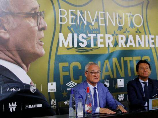 Nantes apresenta Ranieri, o sucessor de Conceição