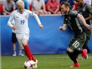 Sub-21: Inglaterra-Alemanha (Lusa)