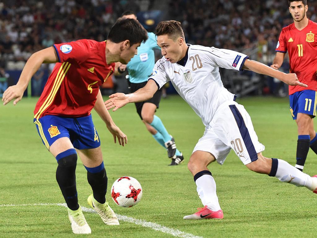 Sub-21: Espanha-Itália (Lusa)